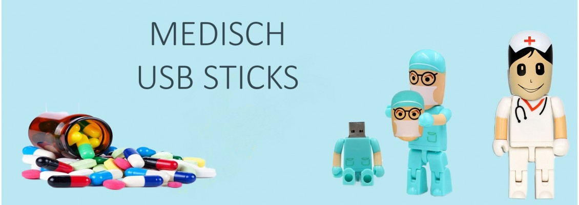 Medisch usb sticks