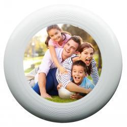 Frisbee met eigen foto bedrukking