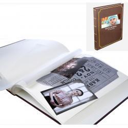Klassiek fotoalbum kaft bedrukken