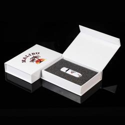 Luxe geschenkdoos (met magneetsluiting) met logo