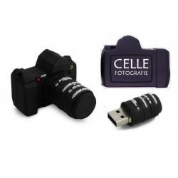 Fotocamera 16GB usb stick met logo vanaf 5 stuks bedrukken