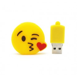 Emoji hart usb stick 16GB