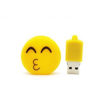 Emoji kuss usb stick 16gb