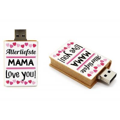 Mama love you cadeau usb stick - model 1038