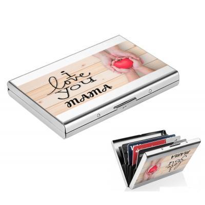 I love you mama cadeau pasjeshouder - model 1040