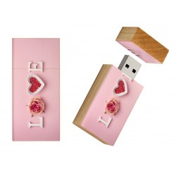 Love kado usb stick 8gb - model 1018