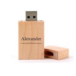 ALEXANDER cadeau usb stick 8GB