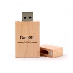 Daniëlle cadeau usb stick 8GB