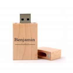Benjamin cadeau usb stick 8GB