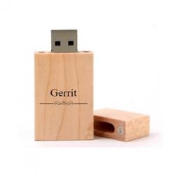 Gerrit cadeau usb stick 8GB