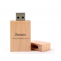 James cadeau usb stick 8GB