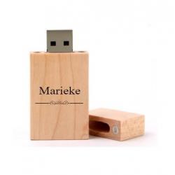Marieke cadeau usb stick 8GB
