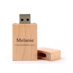 Melanie cadeau usb stick 8GB