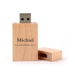Michiel cadeau usb stick 8GB