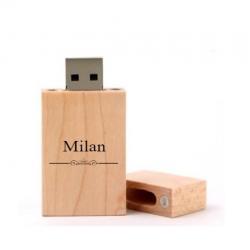 Milan cadeau usb stick 8GB