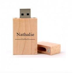 Nathalie cadeau usb stick 8GB
