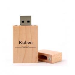 Ruben cadeau usb stick 8GB