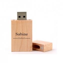 Sabine cadeau usb stick 8GB