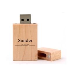 Sander cadeau usb stick 8GB