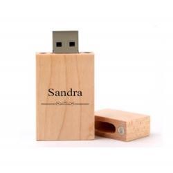 Sandra cadeau usb stick 8GB