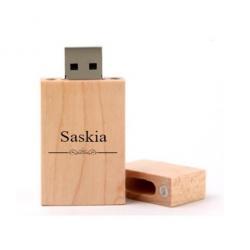 Saskia cadeau usb stick 8GB