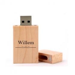 Willem cadeau usb stick 8GB