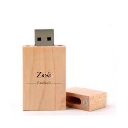 Zoë cadeau usb stick 8GB