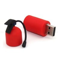 Brandblusser usb stick. 8gb