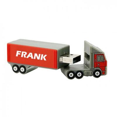 Vrachtwagen usb stick met naam 16GB
