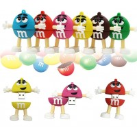 M&M usb stick  4gb