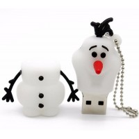 Sneeuwpop usb stick 16gb
