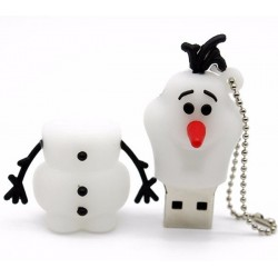 Sneeuwpop usb stick 32gb