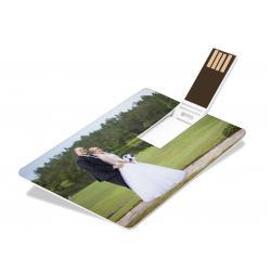 Creditcard usb stick bedrukken 64GB