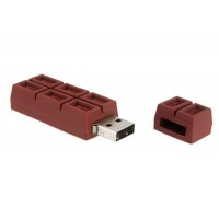 Chocolade usb stick. 64GB