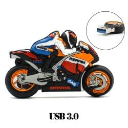 3.0 Motor usb stick 128gb