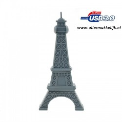 3.0 Eiffeltoren usb stick 128gb