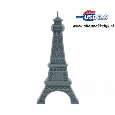 3.0 Eiffeltoren usb stick 128gb