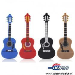 3.0 Elektrische gitaar usb stick 128gb