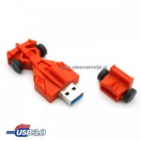 3.0 Formule 1 auto usb stick 128gb