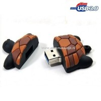 3.0 Schildpad usb stick 128gb