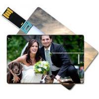 Creditcard Bankpas usb stick met eigen foto bedrukken