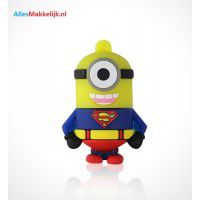 Superman Minion usb stick. 64gb
