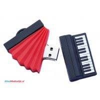 Accordeon usb stick 64gb