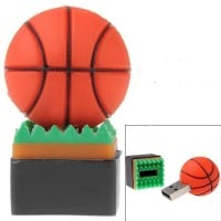 Basketbal usb stick. 16GB
