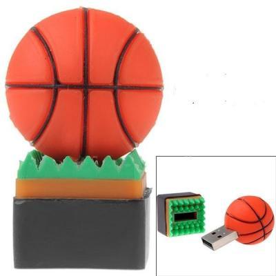 Basketbal usb stick. 16GB