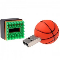 Basketbal usb stick. 32GB