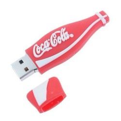 Coca Cola usb stick. 64gb