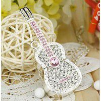 Diamant gitaar usb stick. 8gb