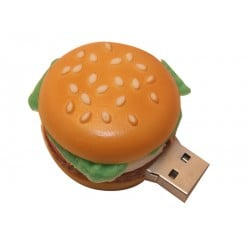 Hamburger usb stick. 16gb
