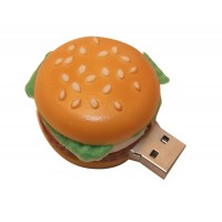 Hamburger usb stick. 64gb